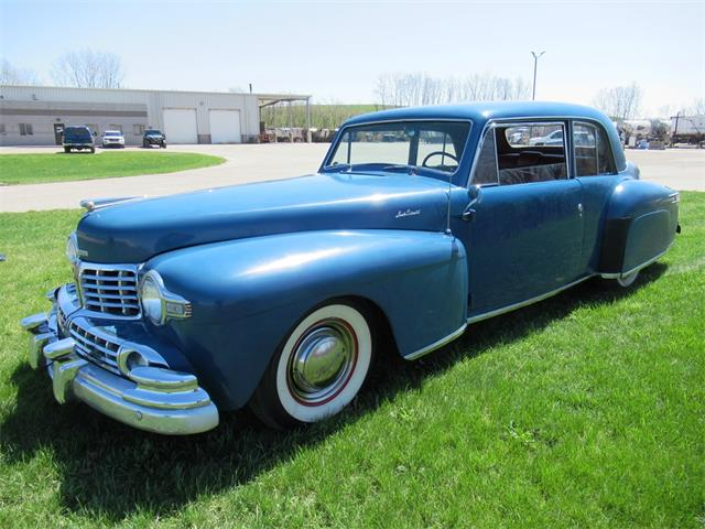 1948 Lincoln Continental (CC-1345955) for sale in Grand Rapids, Michigan