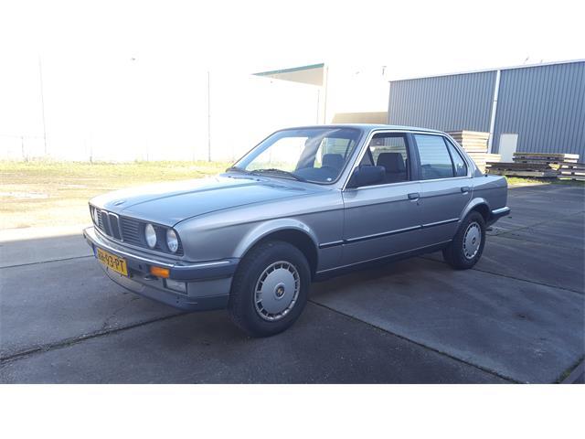 1986 BMW 3 Series