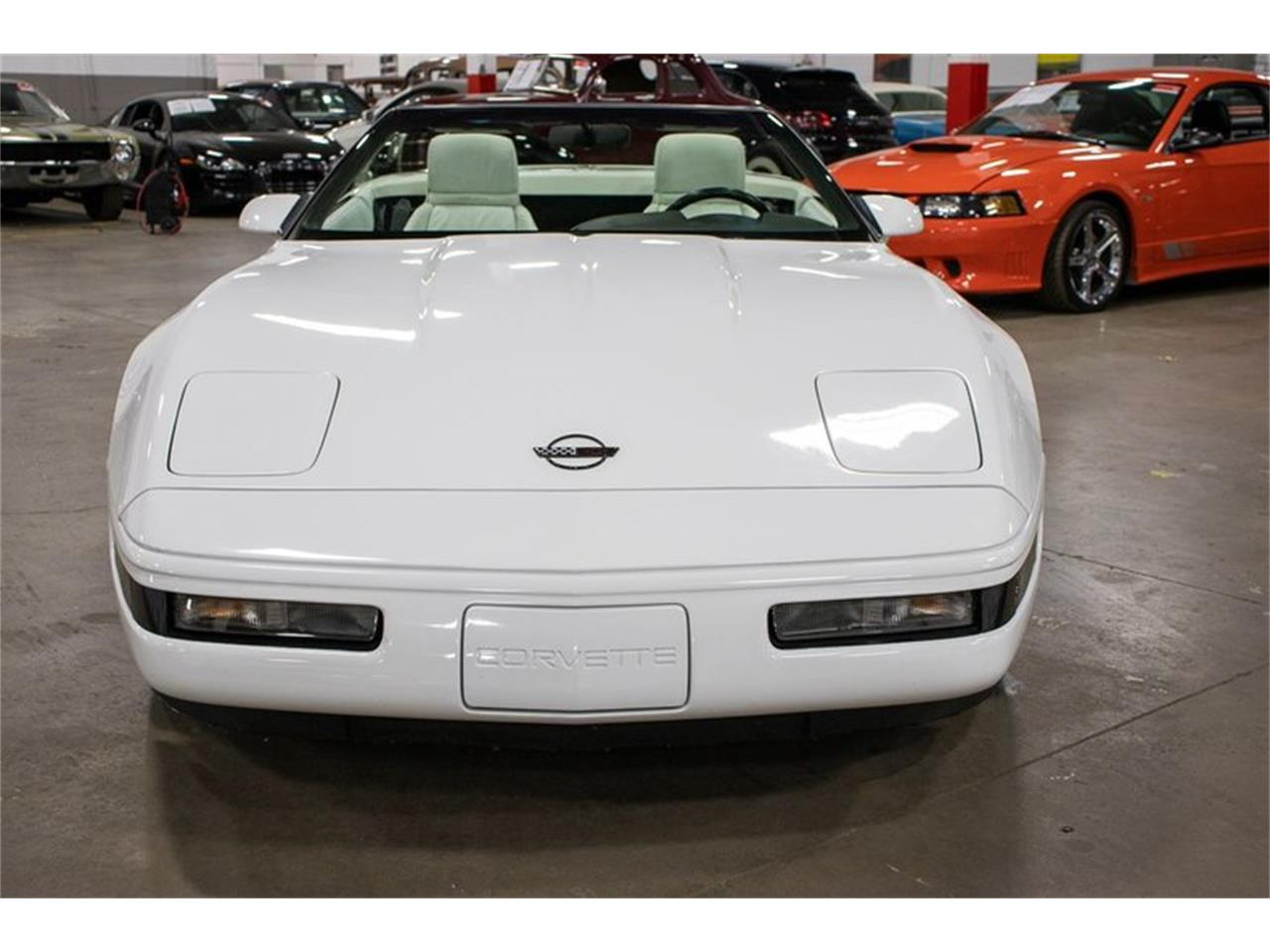 1992 Chevrolet Corvette (CC-1345960) for sale in Kentwood, Michigan