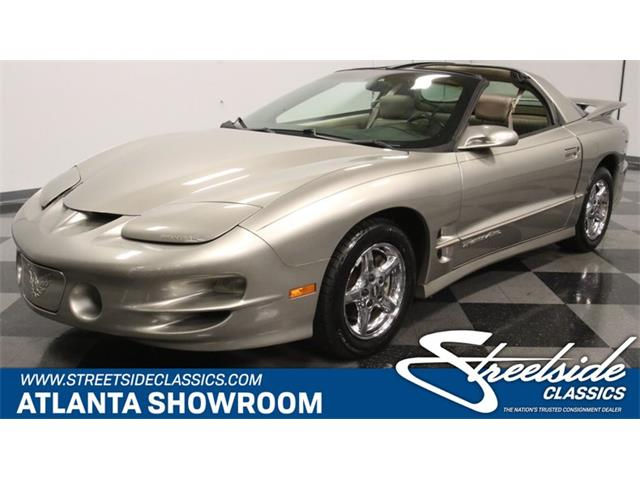 2002 Pontiac Firebird (CC-1345961) for sale in Lithia Springs, Georgia