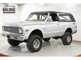 1972 Chevrolet Blazer (CC-1345968) for sale in Denver , Colorado