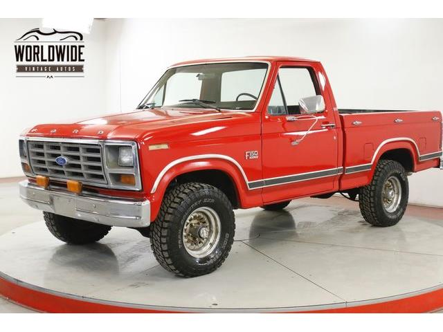 1982 Ford F150 (CC-1345971) for sale in Denver , Colorado