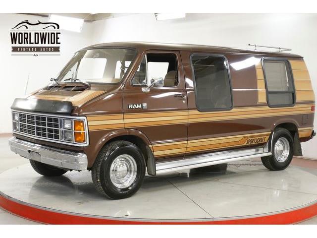 1982 Dodge Van (CC-1345976) for sale in Denver , Colorado