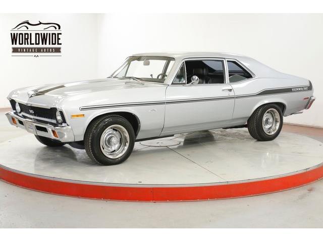 1972 Chevrolet Nova (CC-1345977) for sale in Denver , Colorado