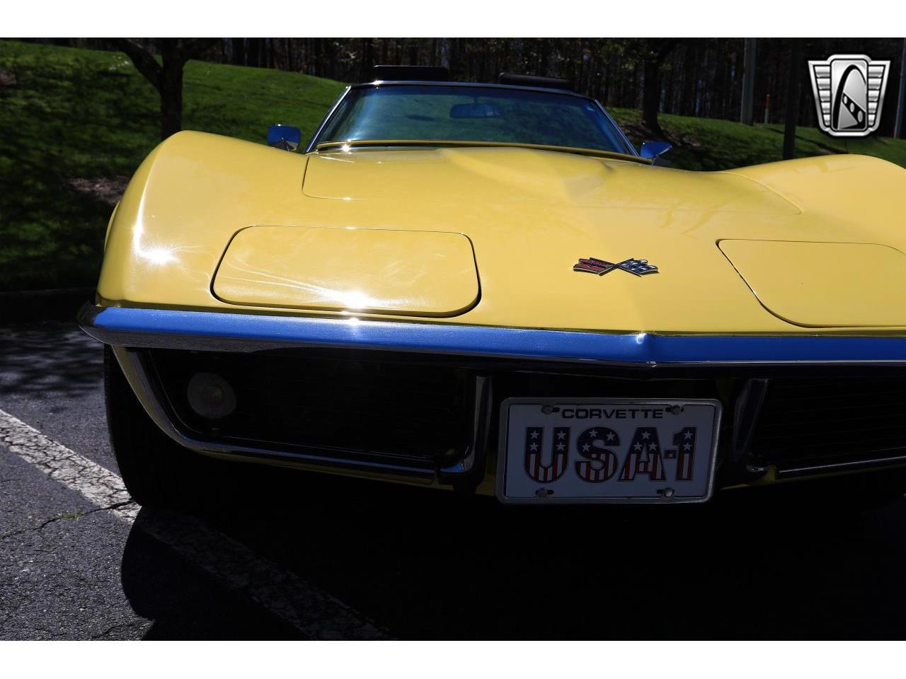 1969 Chevrolet Corvette (CC-1340598) for sale in O'Fallon, Illinois