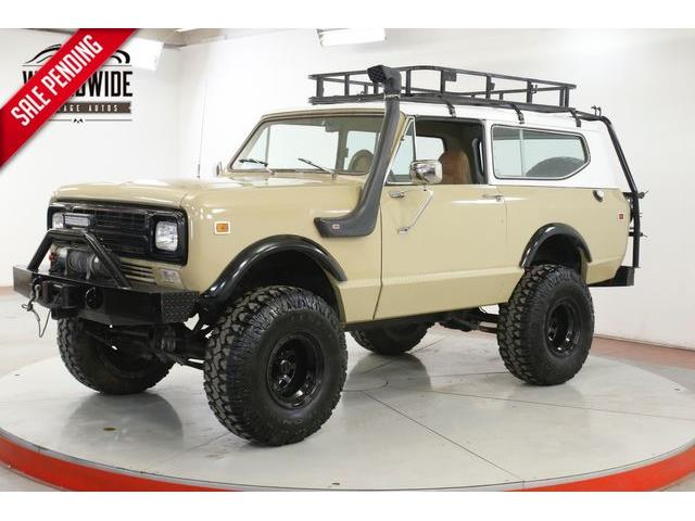 1980 International Scout II (CC-1345988) for sale in Denver , Colorado