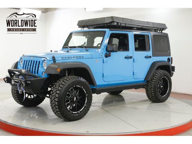 2018 Jeep Wrangler (CC-1345995) for sale in Denver , Colorado