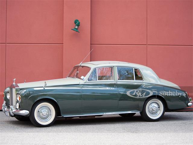1963 Rolls-Royce Silver Cloud III (CC-1346034) for sale in Culver City, California