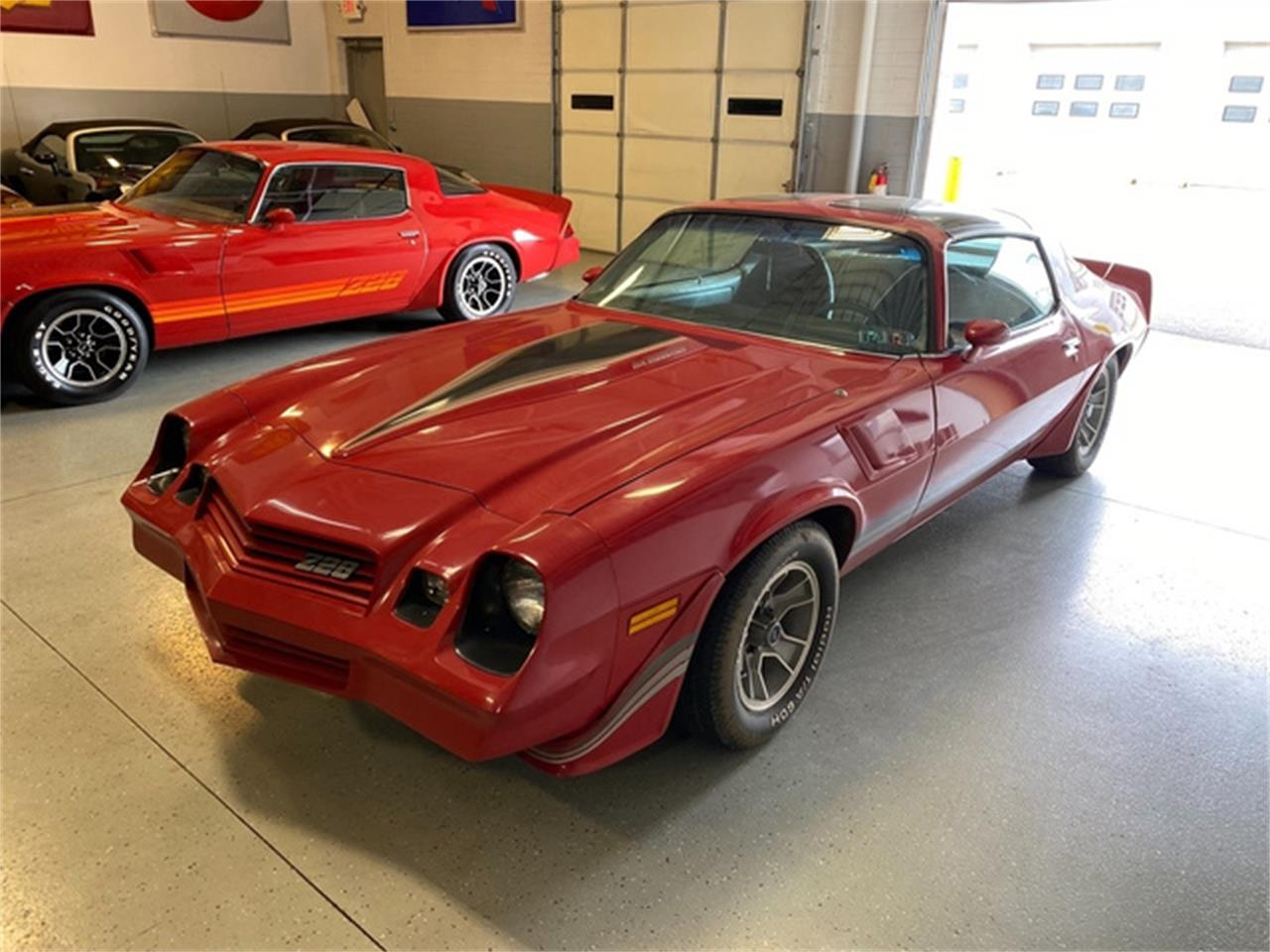 1981 Chevrolet Camaro (CC-1346047) for sale in Shelby Township, Michigan