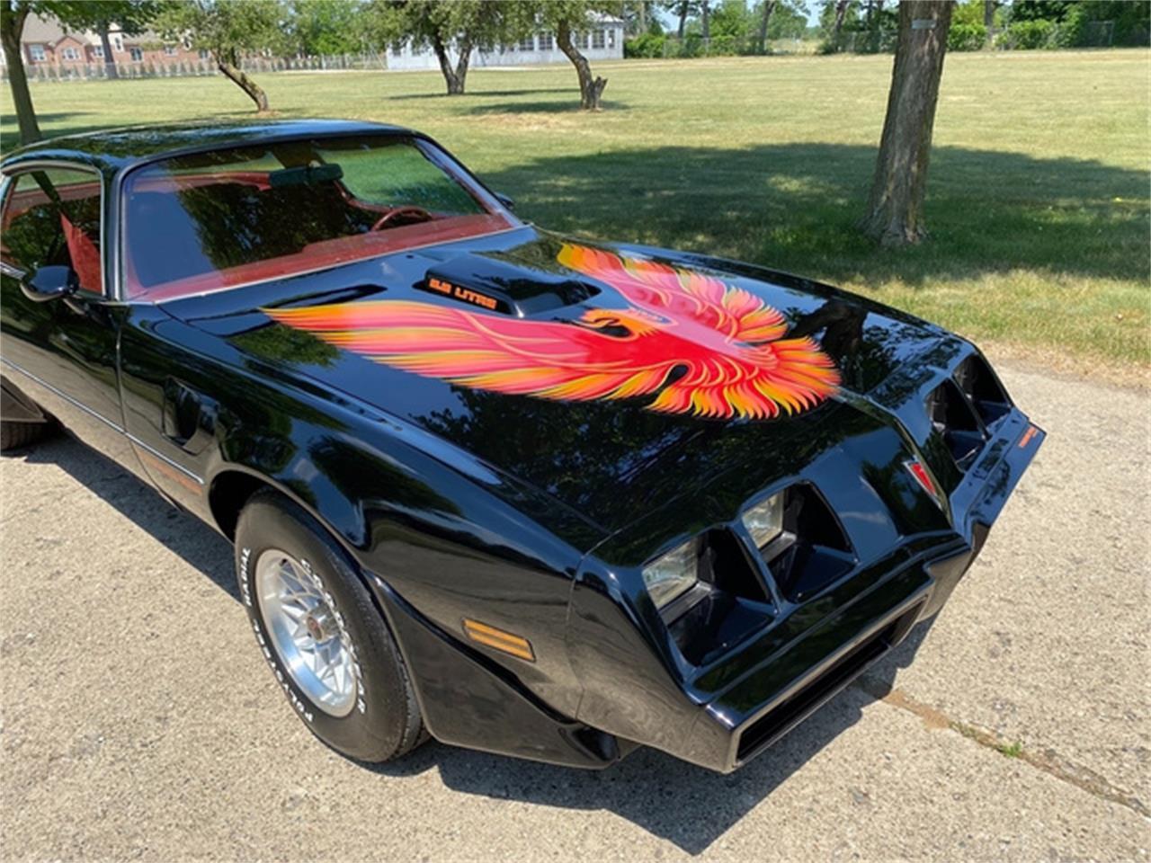 1979 Pontiac Firebird (CC-1346049) for sale in Shelby Township, Michigan