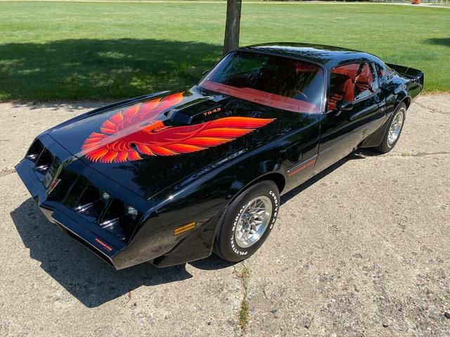 1980 Pontiac Firebird (CC-1346050) for sale in Shelby Township, Michigan