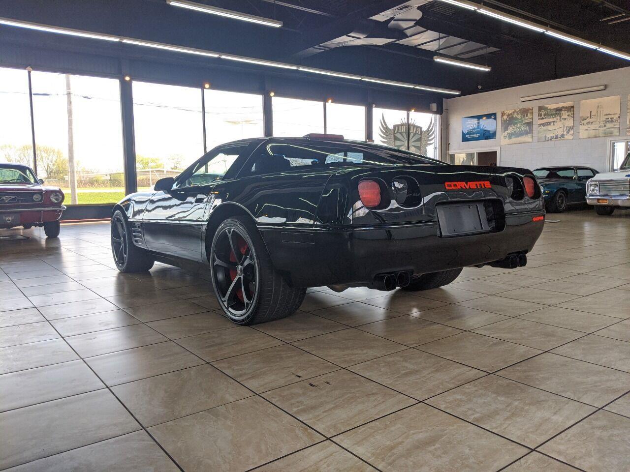 1991 Chevrolet Corvette (CC-1346069) for sale in St. Charles, Illinois
