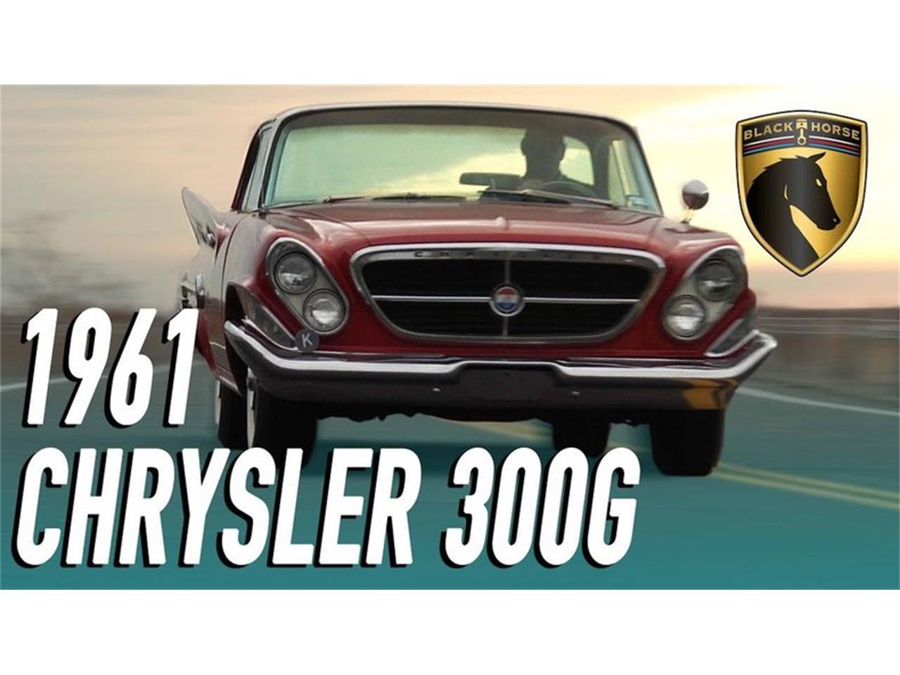 1961 Chrysler 300G (CC-1346084) for sale in Bridgeport, Connecticut