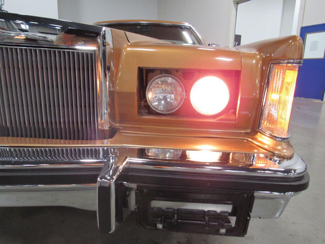 1977 Lincoln Continental (CC-1346086) for sale in O'Fallon, Illinois