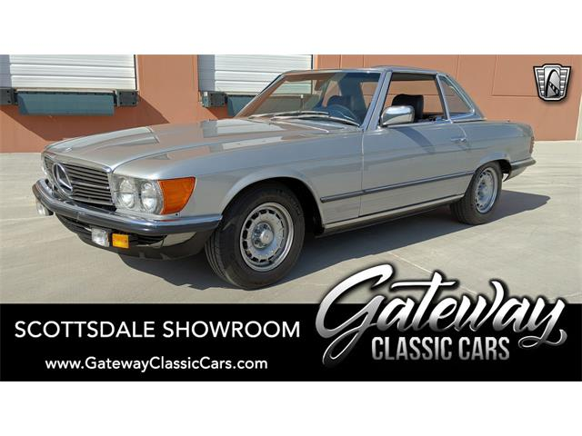 1985 Mercedes-Benz 280SL (CC-1346097) for sale in O'Fallon, Illinois