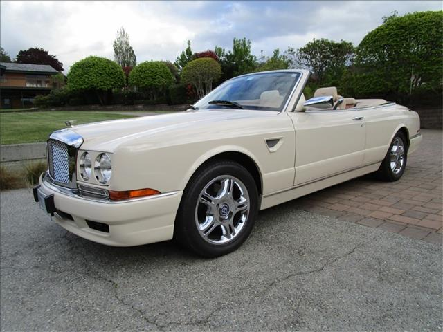 2001 Bentley Azure 2-Dr Tourer Mulliner Convertible (CC-1346117) for sale in Kenmore, Washington