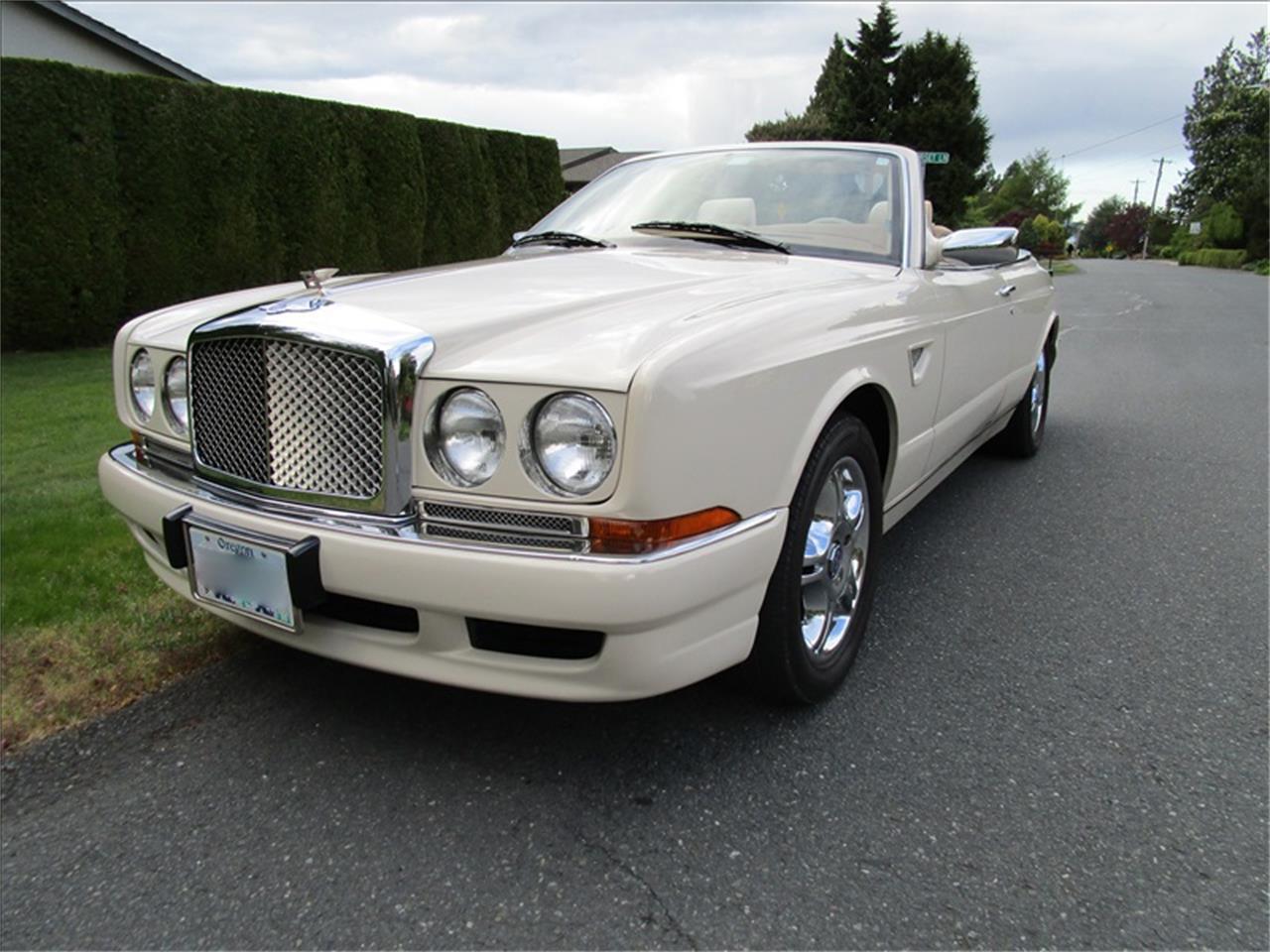 2001 Bentley Azure 2-Dr Tourer Mulliner Convertible (CC-1346117) for sale in Kenmore, Washington