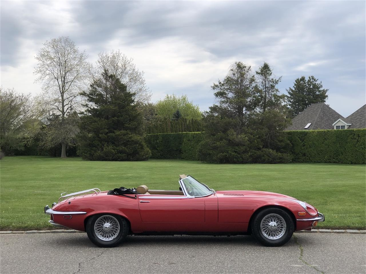 1973 Jaguar E-Type (CC-1346123) for sale in Southampton, New York