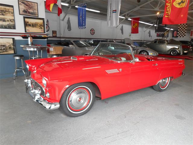 1955 Ford Thunderbird (CC-1346131) for sale in Gilroy, California