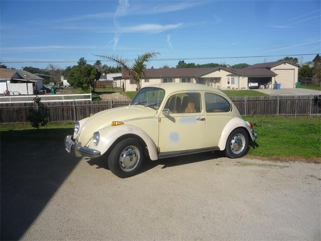 1971 Volkswagen Beetle (CC-1346133) for sale in Nipomo, California