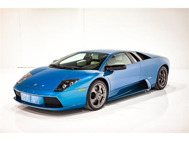 2003 Lamborghini Murcielago (CC-1346155) for sale in Montreal, Quebec