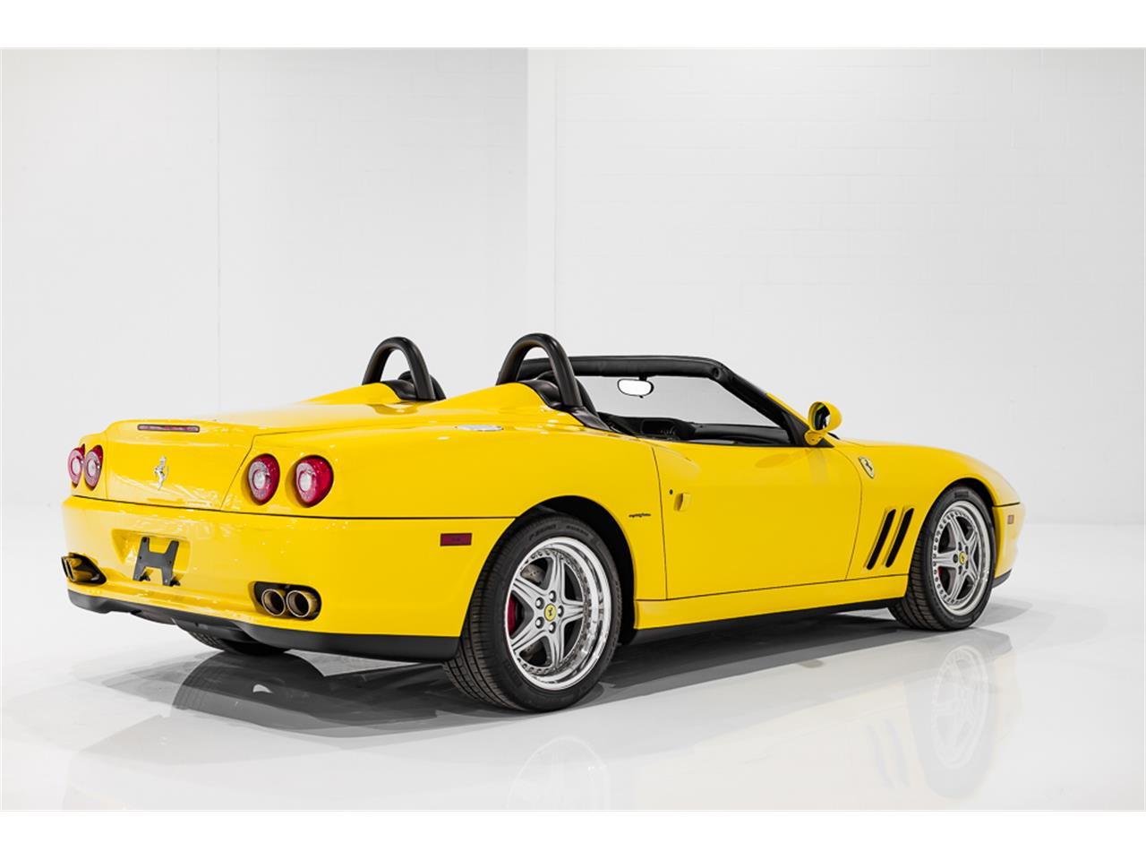 2001 Ferrari 550 Barchetta (CC-1346165) for sale in Montreal, Quebec