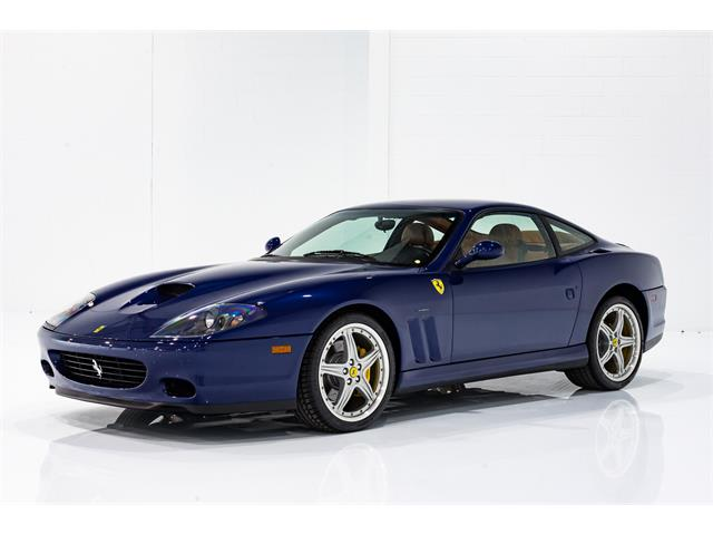 2003 Ferrari 575 Maranello (CC-1346166) for sale in Montreal, Quebec