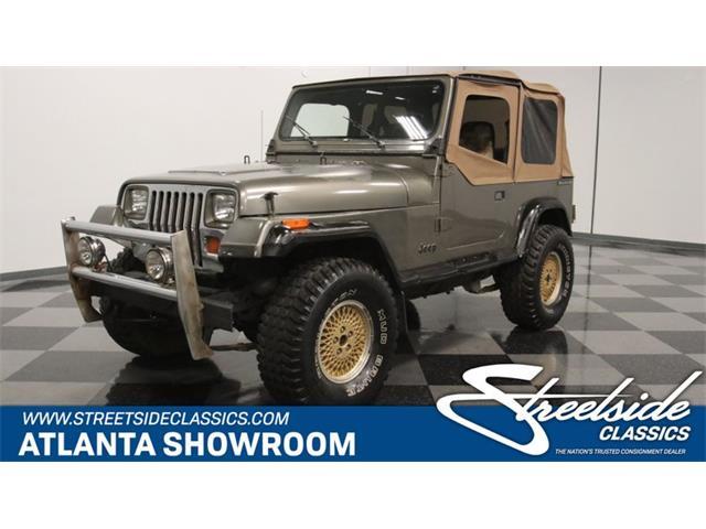 1988 Jeep Wrangler (CC-1346189) for sale in Lithia Springs, Georgia