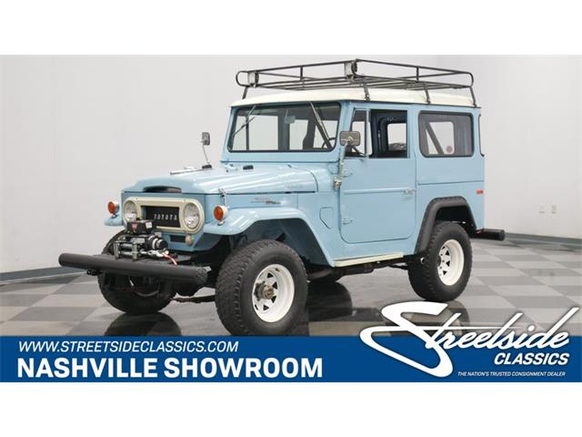 1967 Toyota Land Cruiser FJ (CC-1346200) for sale in Lavergne, Tennessee