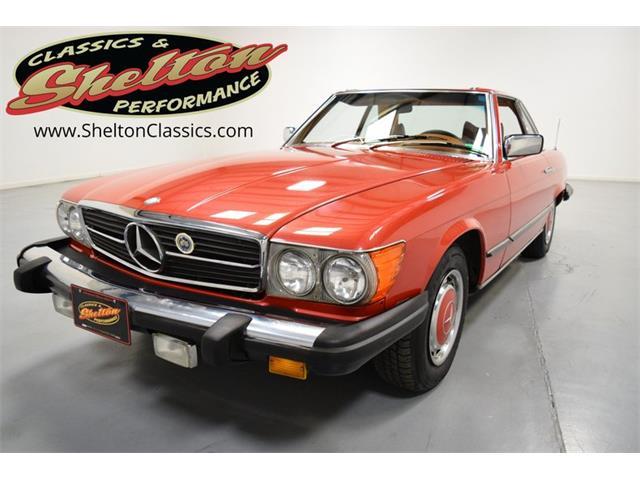 1977 Mercedes-Benz 450 (CC-1346216) for sale in Mooresville, North Carolina