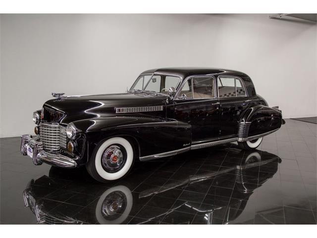 1941 Cadillac Fleetwood 60 Special Imperial Sedan