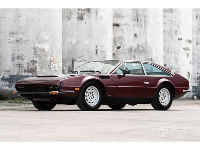 1974 Lamborghini Jarama 400 (CC-1346248) for sale in Houston, Texas