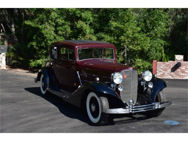 1933 Cadillac V12 (CC-1346254) for sale in Astoria, New York