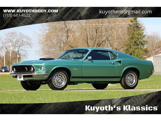 1969 Ford Mustang (CC-1346255) for sale in Stratford, Wisconsin