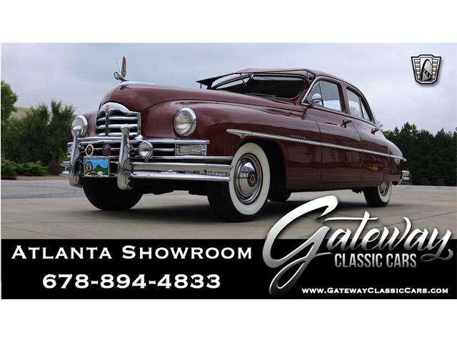 1950 Packard Super Eight (CC-1340626) for sale in O'Fallon, Illinois