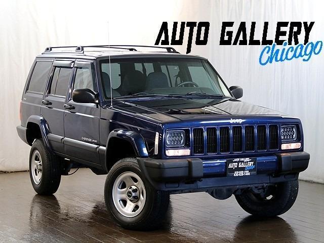 2001 Jeep Cherokee (CC-1346268) for sale in Addison, Illinois