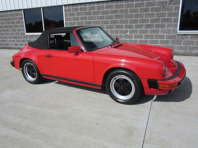 1986 Porsche 911 (CC-1346295) for sale in Greenwood, Indiana