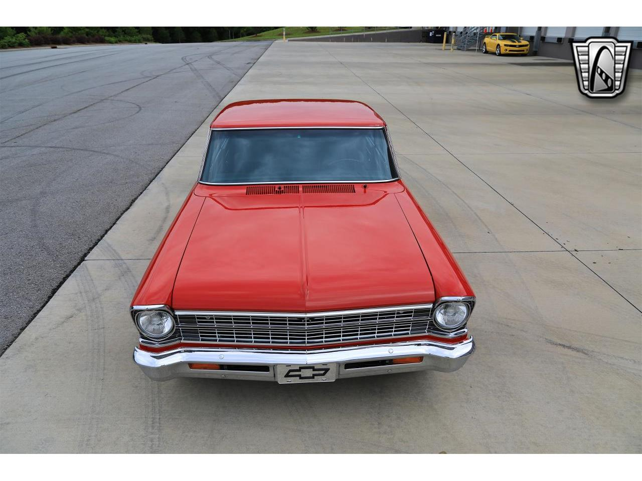 1967 Chevrolet Nova (CC-1340630) for sale in O'Fallon, Illinois