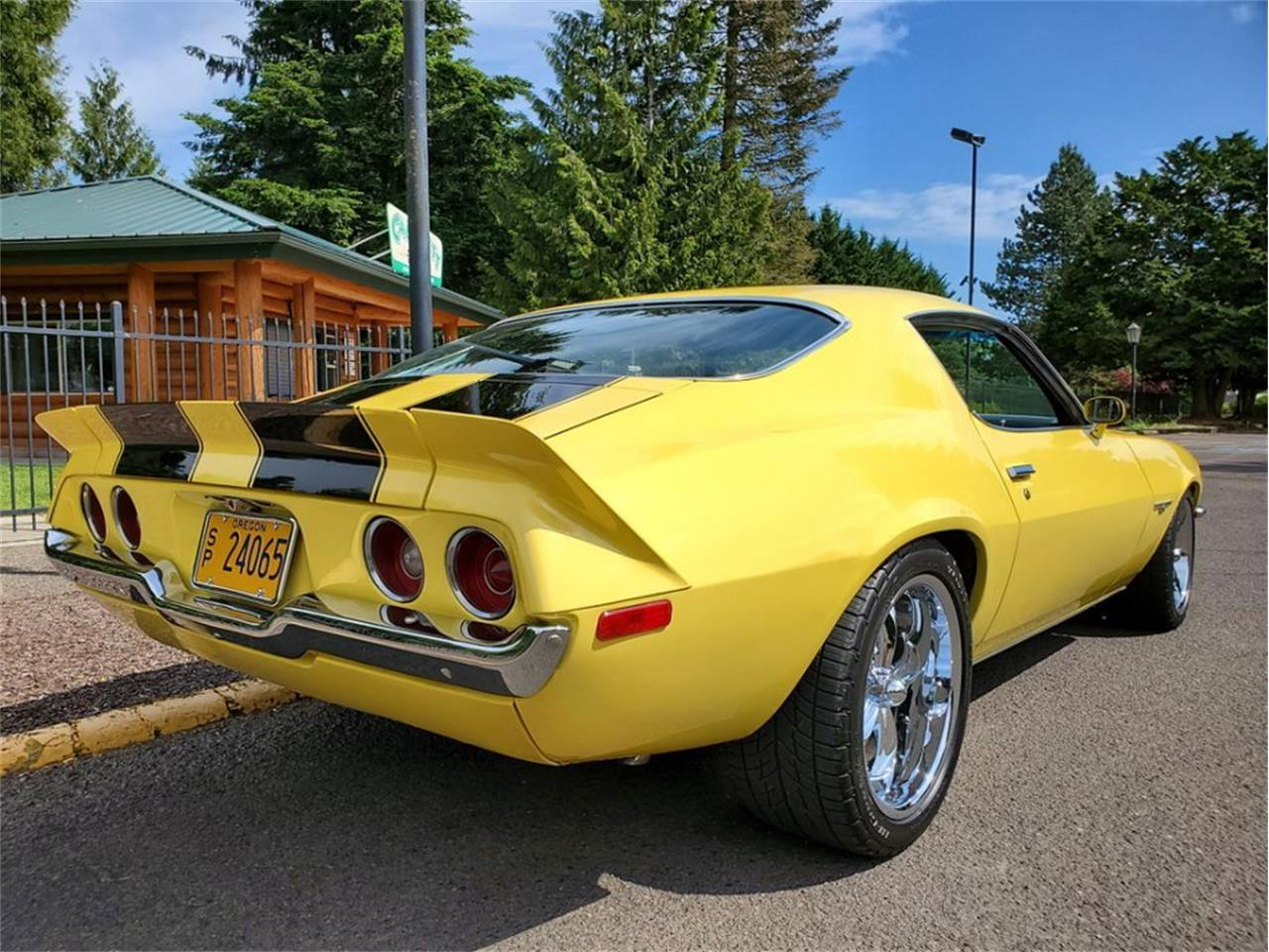 1970 Chevrolet Camaro RS (CC-1346310) for sale in Eugene, Oregon