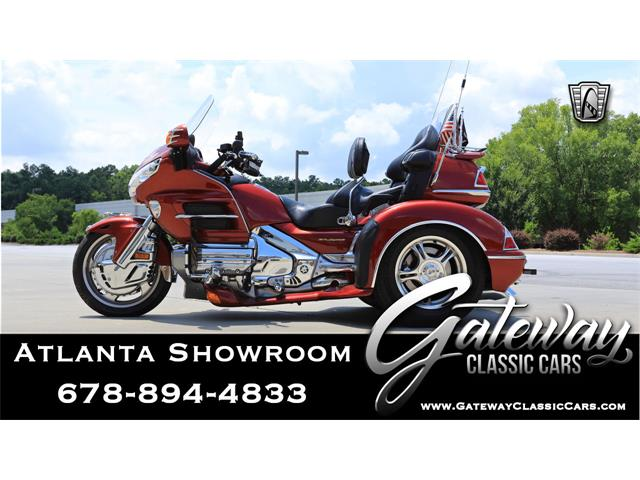 2001 Honda Goldwing (CC-1340635) for sale in O'Fallon, Illinois