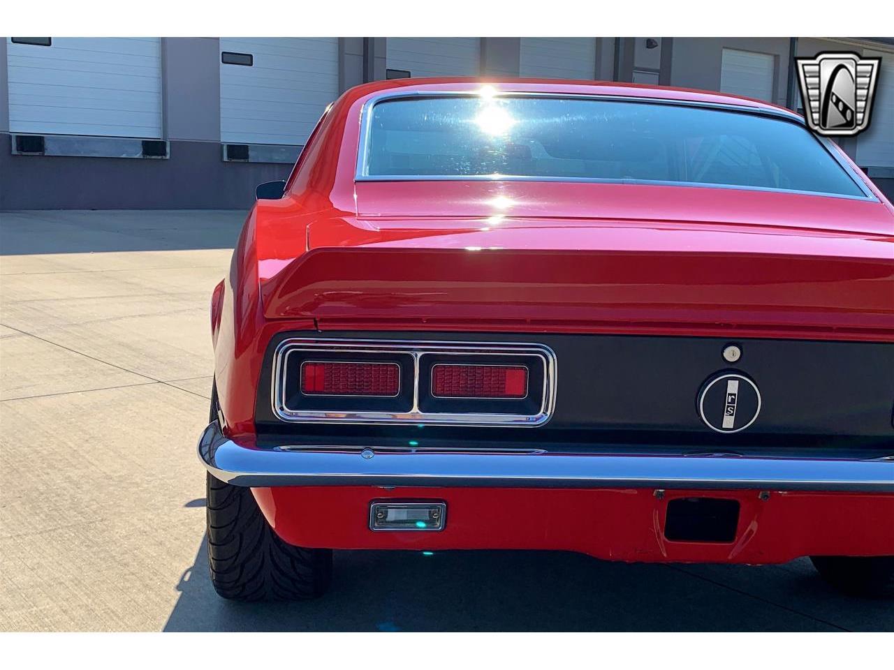 1968 Chevrolet Camaro (CC-1340661) for sale in O'Fallon, Illinois