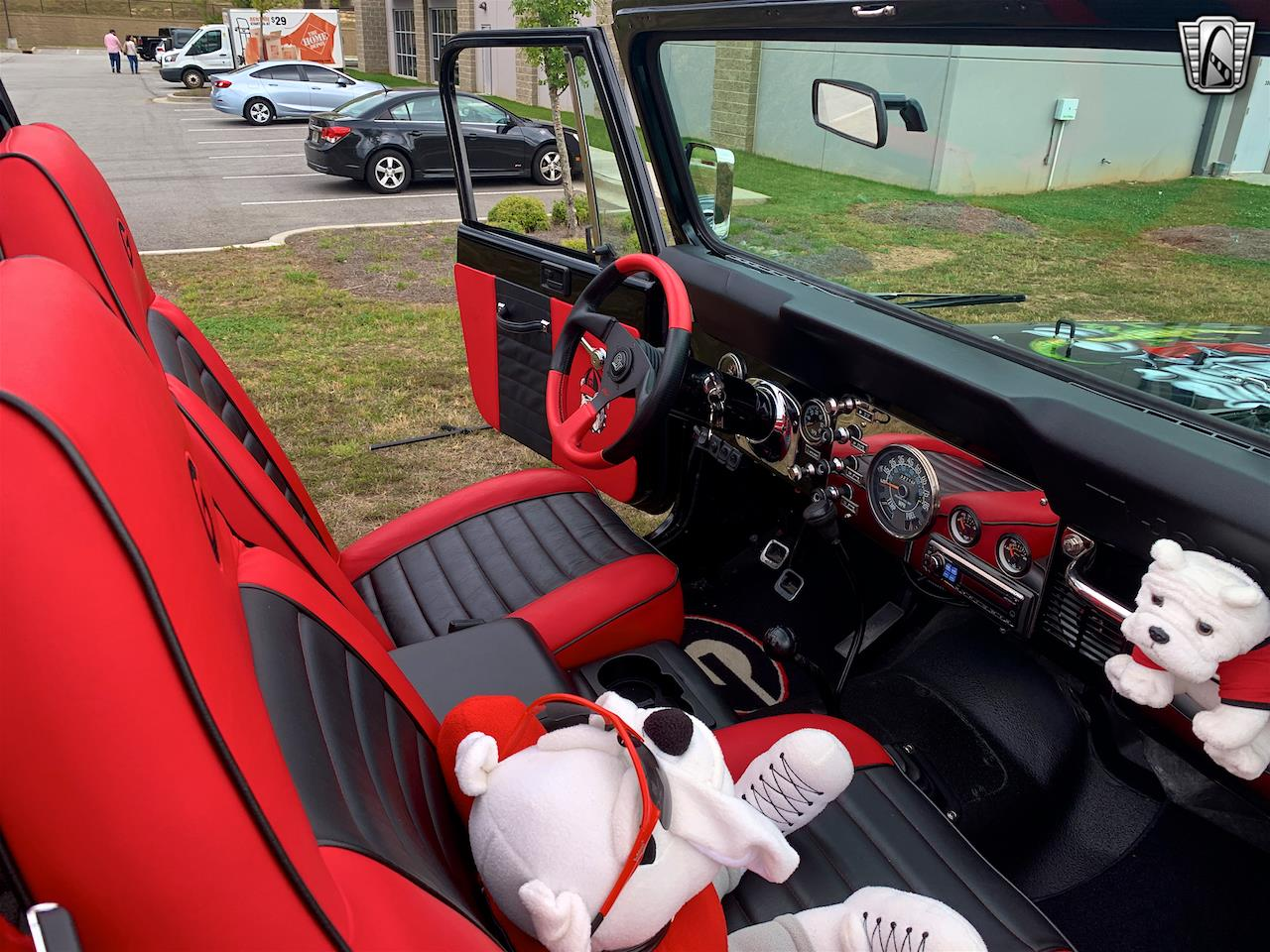 1981 Jeep CJ7 (CC-1340675) for sale in O'Fallon, Illinois