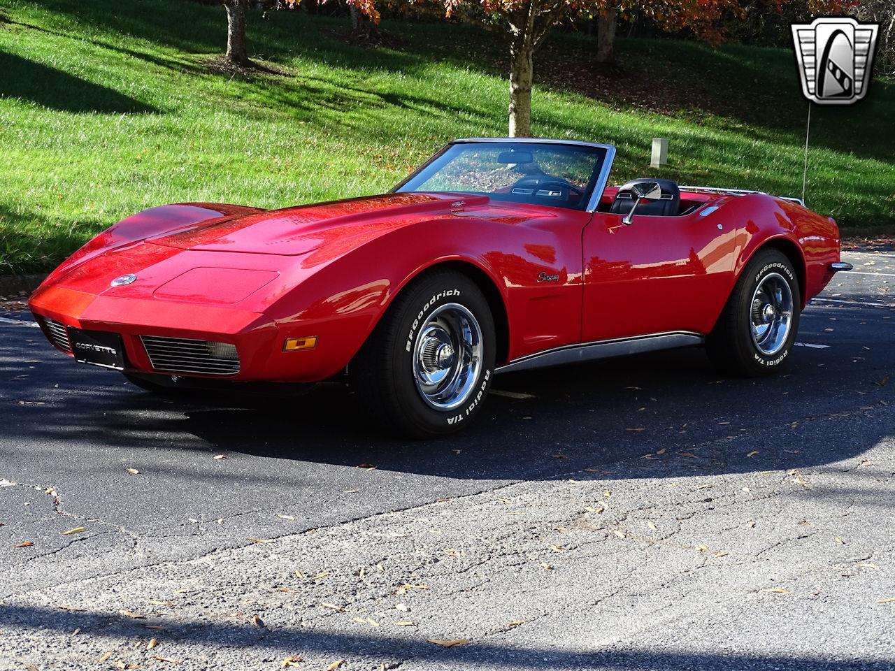 1973 Chevrolet Corvette (CC-1340681) for sale in O'Fallon, Illinois