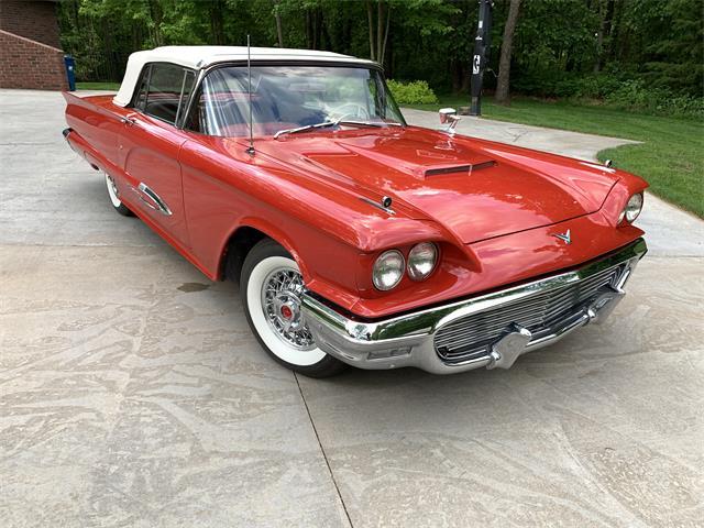 1959 Ford Thunderbird (CC-1346822) for sale in joplin, Missouri