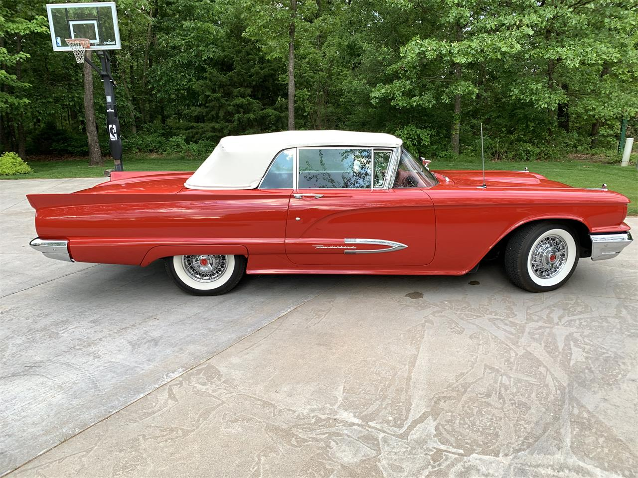 1959 Ford Thunderbird (CC-1346822) for sale in joplin, Missouri