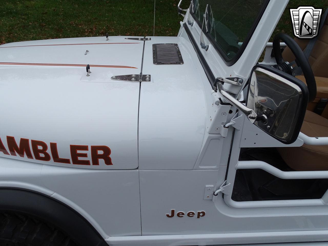 1981 Jeep CJ8 Scrambler (CC-1340703) for sale in O'Fallon, Illinois
