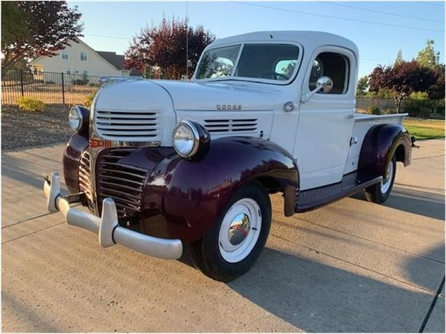 1940 Dodge Pickup (CC-1340071) for sale in Roseville, California