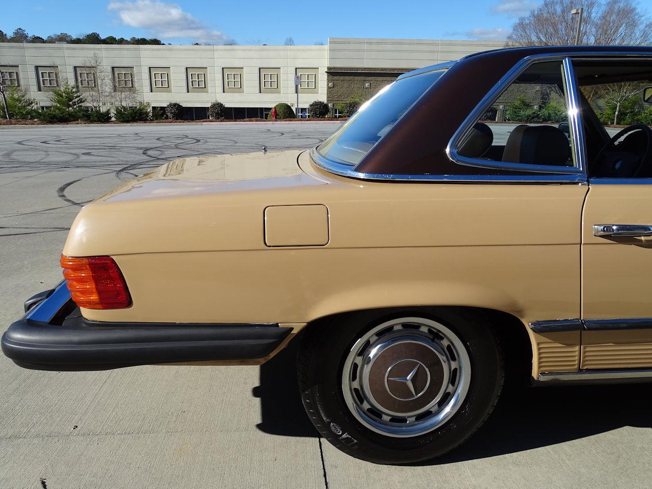 1977 Mercedes-Benz 450SL (CC-1340714) for sale in O'Fallon, Illinois