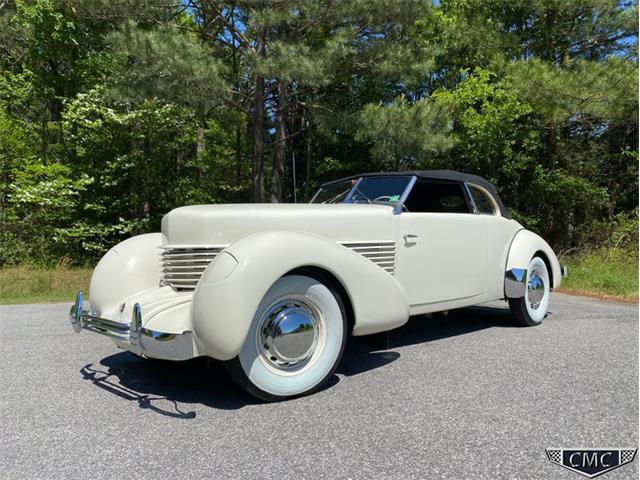 1936 Cord 810 (CC-1340075) for sale in Apex, North Carolina