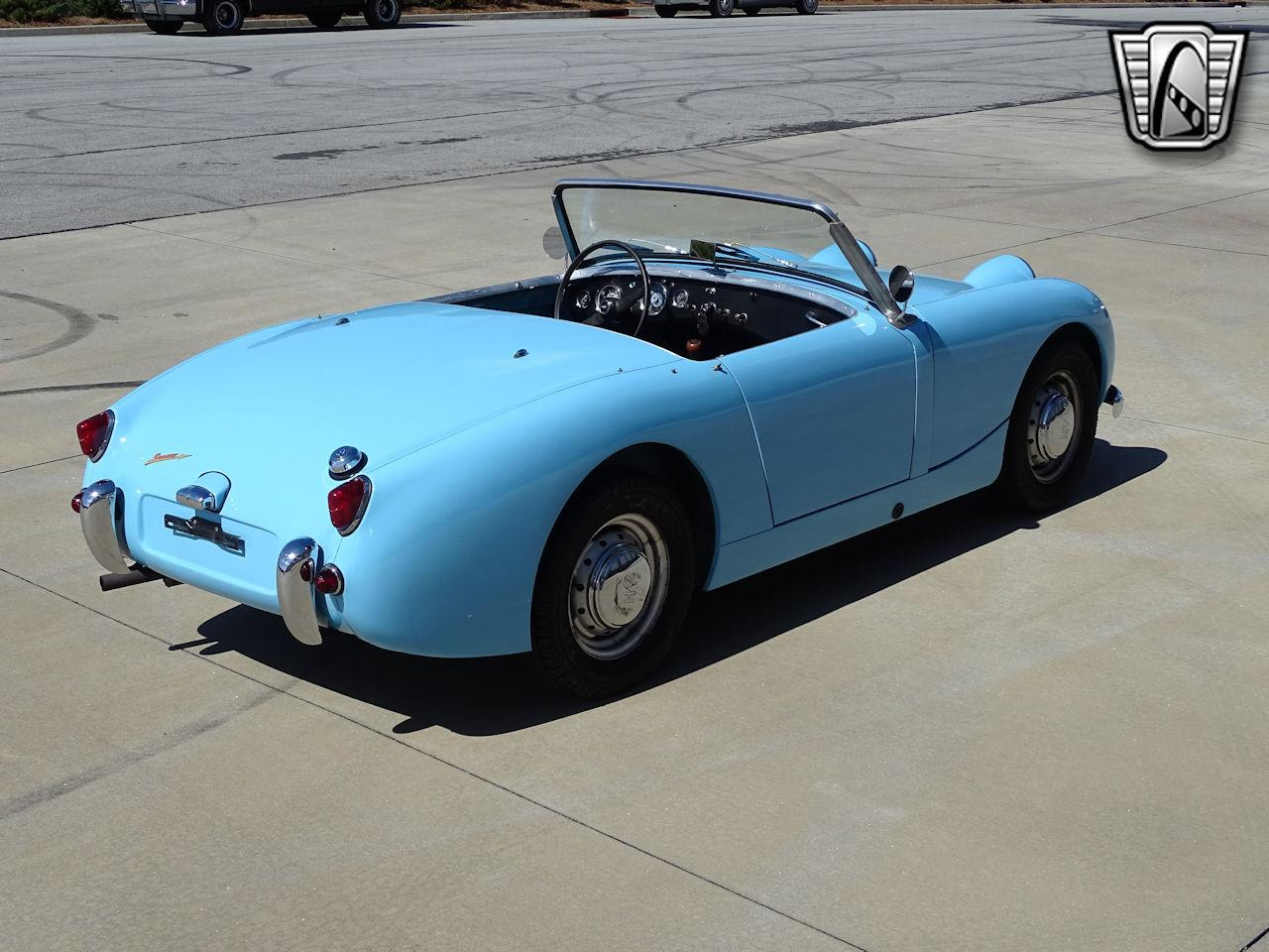 1960 Austin-Healey Sprite (CC-1340757) for sale in O'Fallon, Illinois